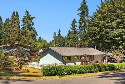 Renton Single Family Home For Sale: 16332 SE 132nd St