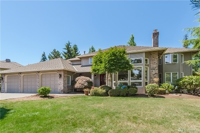 Federal Way Single Family Home For Sale: 33211 6th Ave SW