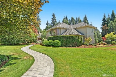 Woodinville Single Family Home For Sale: 21906 NE 140th Wy