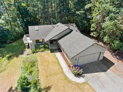 Gig Harbor Single Family Home For Sale: 9018 137th St NW