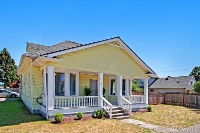 Marysville Single Family Home For Sale: 520 Beach Ave