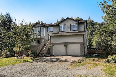 Monroe Single Family Home For Sale: 21708 144th St SE