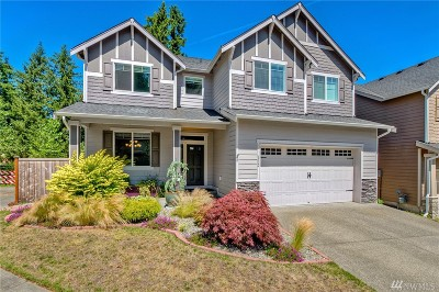 Federal Way Single Family Home For Sale: 4502 S 330th Place