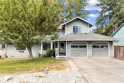 Tumwater Single Family Home For Sale: 1420 Arab Dr SE