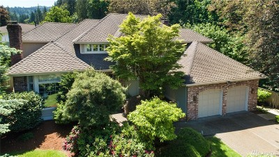 Issaquah Single Family Home For Sale: 4231 185th Pl SE