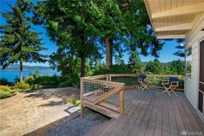 La Conner, Anacortes Single Family Home For Sale: 13240 Burrows View Lane
