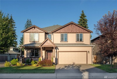 Graham Single Family Home For Sale: 19813 97th Av Ct E