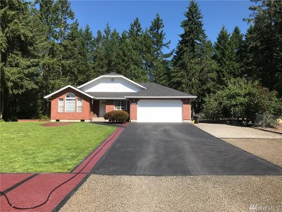 Gig Harbor Single Family Home For Sale: 13706 110th St. Ct.