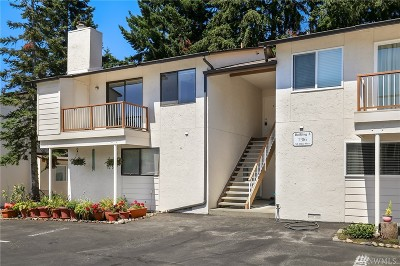 Kirkland Condo/Townhouse For Sale: 7316 142nd Place #C-3