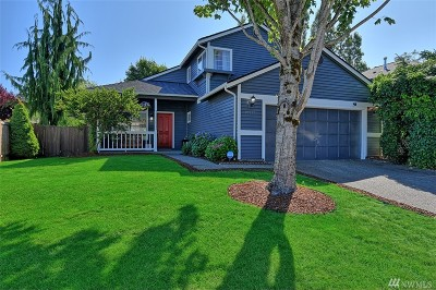 Everett Single Family Home For Sale: 15215 Silver Firs Dr