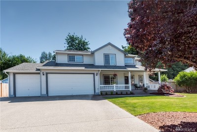 Puyallup Single Family Home For Sale: 8507 153rd Ave E