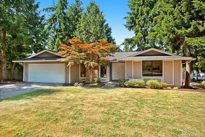 Kirkland Single Family Home For Sale: 12217 83rd Place NE