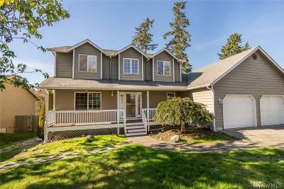 Oak Harbor Single Family Home For Sale: 2580 SW Talon Loop