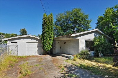 Seattle Single Family Home For Sale: 5914 18th Ave SW
