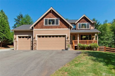 Maple Valley Single Family Home For Sale: 18450 244th Ave SE