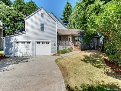King County Single Family Home For Sale: 4524 190th Ave SE