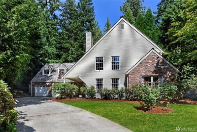 Sammamish Single Family Home For Sale: 3510 209th Place NE