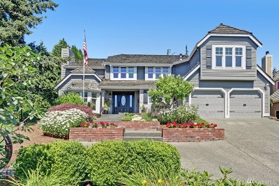Bellevue Single Family Home For Sale: 4679 173rd Ave SE