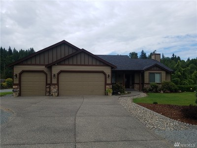 Wilkeson, Carbonado Single Family Home Contingent: 846 8th Ave