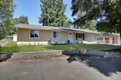 Puyallup Single Family Home For Sale: 2524 Mammoth Cave Ct