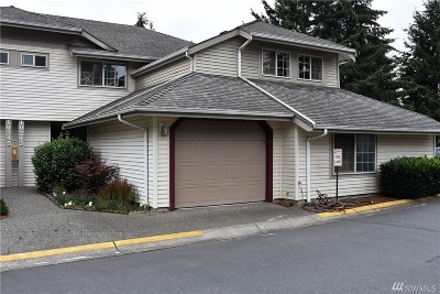 Kirkland Condo/Townhouse For Sale: 10243 NE 138th Place #F-3