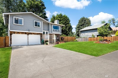 Renton Single Family Home For Sale: 18809 111th Place SE