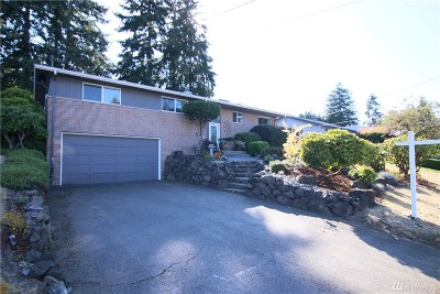 Fircrest Single Family Home For Sale: 1008 Laurel Ct