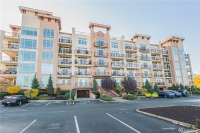 Pierce County Condo/Townhouse For Sale: 320 E 32nd St #401
