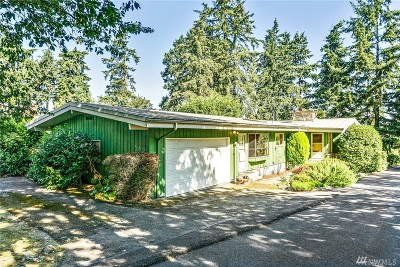 SeaTac Single Family Home For Sale: 19735 39th Ave S