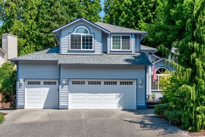 Redmond Single Family Home For Sale: 13504 NE 93rd Ct