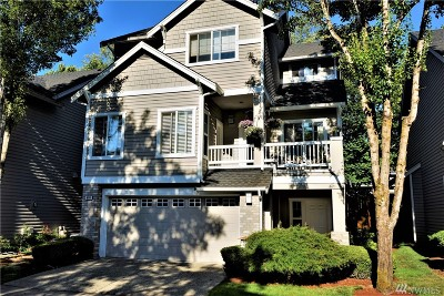 Issaquah Single Family Home For Sale: 496 Newport Wy NW #12
