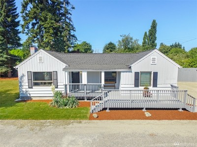 SeaTac Single Family Home For Sale: 14527 27th Place S