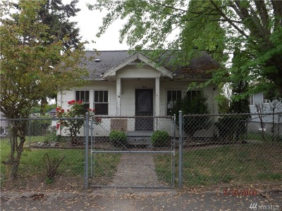 Tacoma Single Family Home For Sale: 1936 S Ash