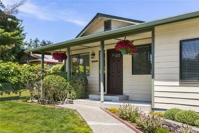 Covington Single Family Home For Sale: 16908 SE 254th Place