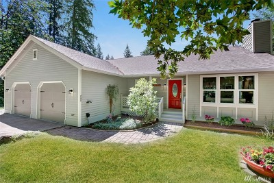 Issaquah Single Family Home For Sale: 24957 SE 155th Place
