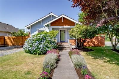 Monroe Single Family Home For Sale: 298 N Kelsey St