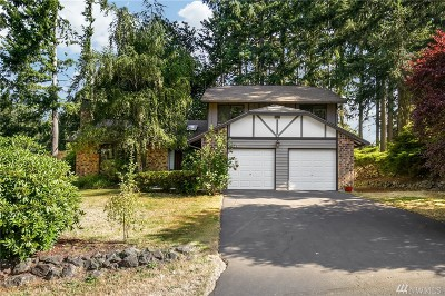 Gig Harbor Single Family Home For Sale: 4221 57th St Ct NW