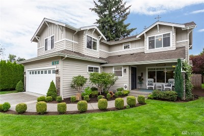 Kirkland Single Family Home For Sale: 625 10th Ave