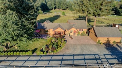 Enumclaw Single Family Home For Sale: 30009 SE 384th St