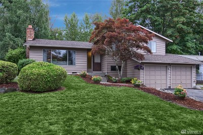 Renton Single Family Home For Sale: 13622 SE 170th St