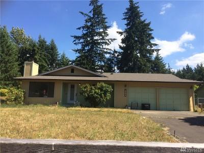 Puyallup Single Family Home For Sale: 12503 Tatoosh Rd E