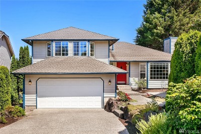 Bothell Single Family Home For Sale: 2011 237th St SE