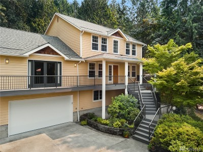 Redmond Single Family Home For Sale: 3518 289th Ave NE