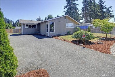 Spanaway Single Family Home For Sale: 17201 10th Av Ct E