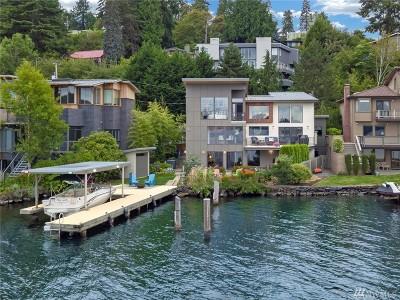 Single Family Home For Sale: 14730 Edgewater Lane NE