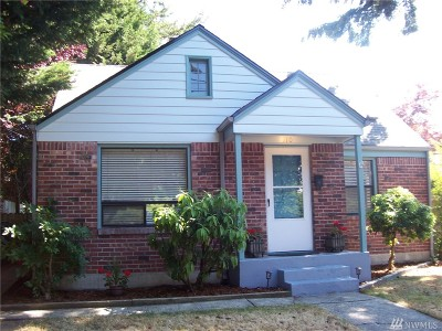 Fircrest Single Family Home For Sale: 510 Vassar
