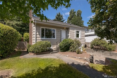 Seattle Single Family Home For Sale: 12025 Fremont Ave N