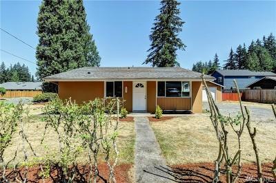 Marysville Single Family Home For Sale: 4603 116th St NE