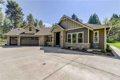 Lake Stevens Single Family Home For Sale: 12022 49 St NE