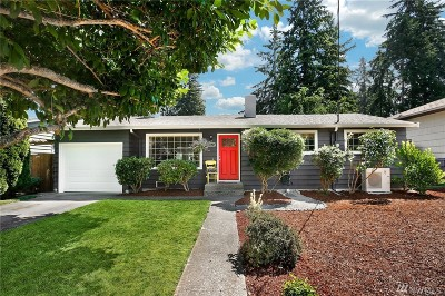 Burien Single Family Home For Sale: 16424 16th Ave SW